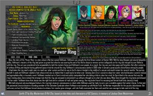 [Earth-27: Oracle Files] Jessica Cruz (Pg 2/3) by Roysovitch