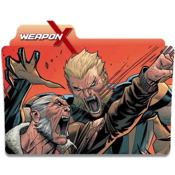 Weapon X 2 by DCTrad