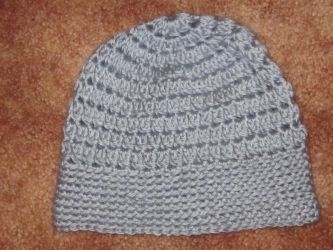 Crochet hat 001 by sunshynne