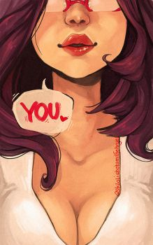 Yes, You by Ehryel