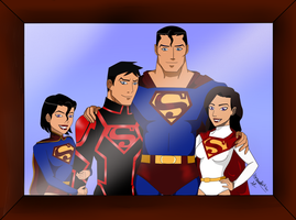 Super family by mangaaddict300