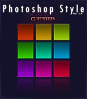 Photoshop Style Ver. 1.4 by General1991