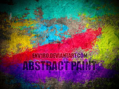 Abstract Paint by env1ro