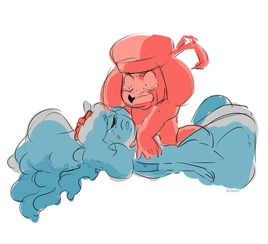 Some SU not needed drama sketch by AtomicKitten13