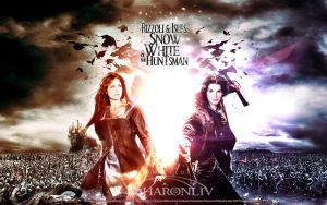 Snow White and the Huntsman - Rizzles Version by Sharonliv-Arzets