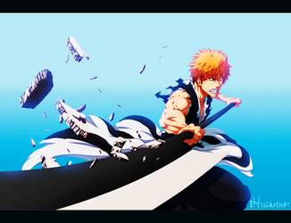 Bleach 684 - The Blade by Nagadih