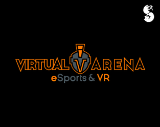 Virtual-Arena-Logo by whitefoxdesigns