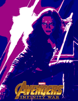 August Avengers #19.91 - Infinity War (2018) by JMK-Prime