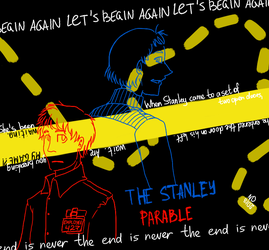 The Stanley Parable by ND-painter