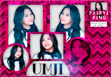 [PNG PACK #781] Umji - GFriend (171216) by fairyixing