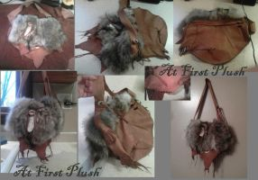 FS Coyote Bag prototype (SOLD) by AtFirstPlush