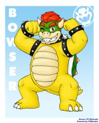 Bowser Day 2016 by VJMorales