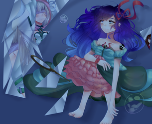 [contest entry] Mysterika18's contest by Greenicecream-chan