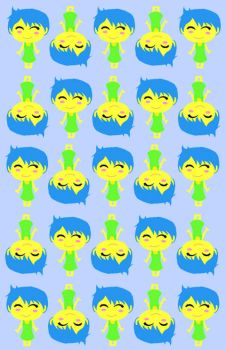 Joy Inside out Wallpaper by isabellafan4ever