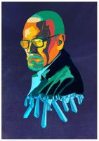 Breaking Bad-Heisenberg by ShadowSnake67