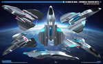 Overview   SS Sabine NX-59846 by Auctor-Lucan