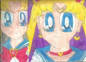 Sketch Pad Sailor Moon 1 by RozStaw57