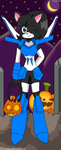 Kary the Prime Guardian (Halloween) by teamlpsandacnl