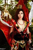wizard Diablo III - Daraya cosplay by Daraya-crafts