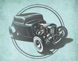 1932 Ford - 3 Window by PachecoKustom