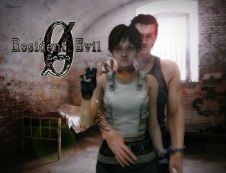 New Resident Evil 0 Wallpaper by Alper-55
