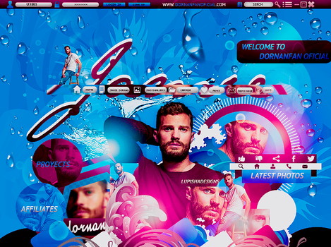 +Dornan Fan by LupishaGreyDesigns