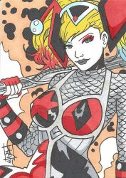 Harley Quinn PSC by Elvatron