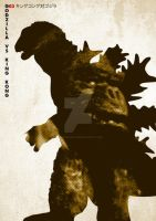 G03 Godzilla Vs King Kong by Designosaurus-Rex
