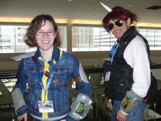 BronyCon 2014: Little Pip and Blackjack Cosplay by spw6