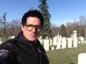 Zak/ Great Day of Filming by MJandGhostAdventures
