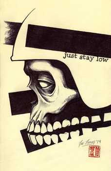 just stay low by cadaverperception