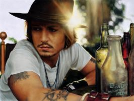 Depp's - Digital Painting by mariquillamoe-chan