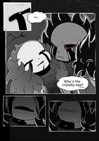 [GZtale-The VOID in our SOULS] TRAGEDY Page 4 by SoumaAkio