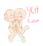 YCH AUCTION 50 POINTS CLOSED by Licorina