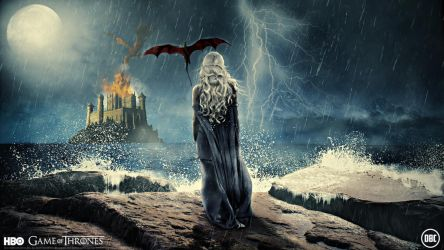 Game Of Thrones Wallpaper Daenerys by Chadski51