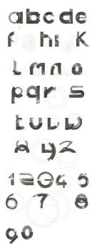 mech font not finished by robal