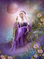 Queen of Universe by Euselia