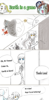 PM : E-chan is a game p.1 by chibiclem