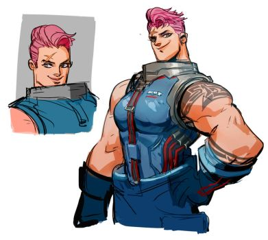 zarya by Silsol