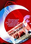 93rd year of Turkish Republic by AThousandOne