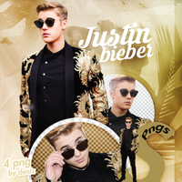 PNG PACK (150) Justin Bieber by DenizBas