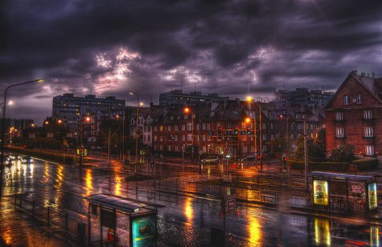City color Kamil Sypien by niwet