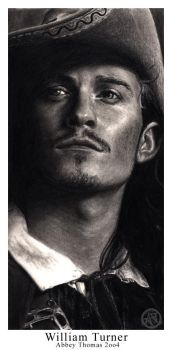 Will Turner by agent-elf