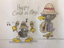 Cinco de Mayo by JJSponge120