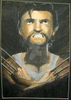 Wolverine: For the Movie by LeafeeLeBeau