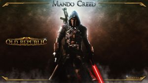 Mando Creed by Becarra