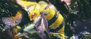 Beedrill by Love-Posty