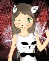 Happy fourth of July/independence day everyone! by lollipopines