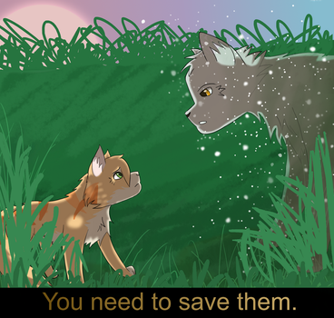 Save them... by A-A-R-A