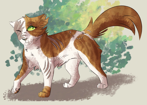 Brightheart by JAY-WlNG